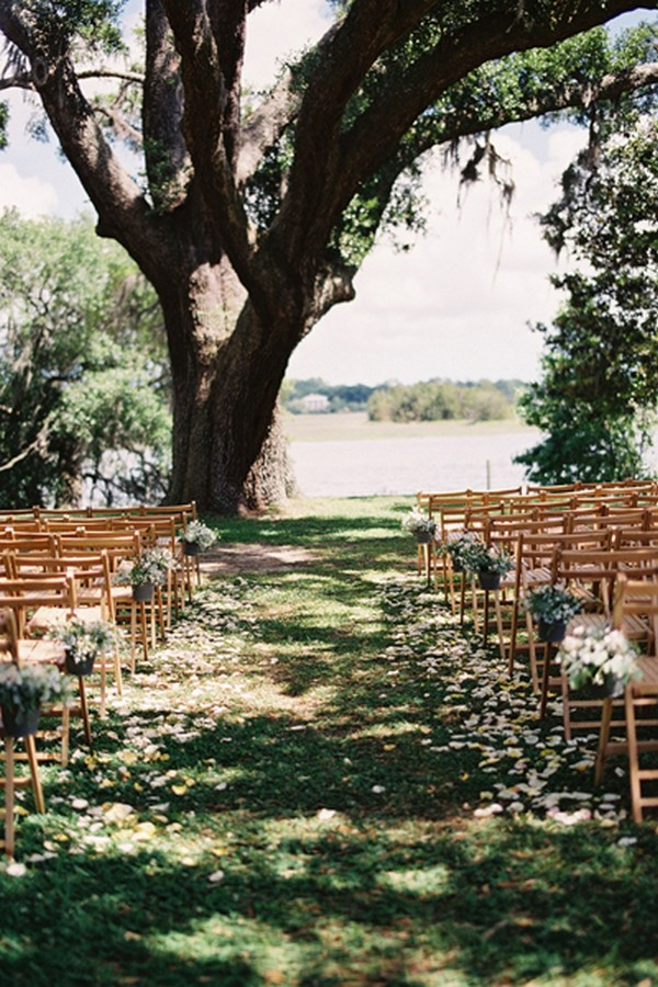 amazing wedding aisle and ceremony decoration ideas