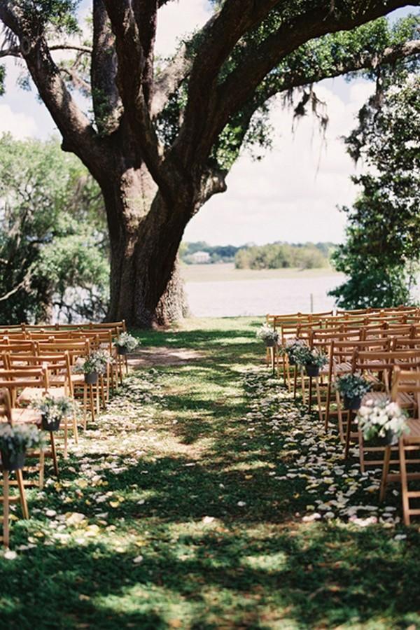 amazing wedding aisle and ceremony decoration ideas