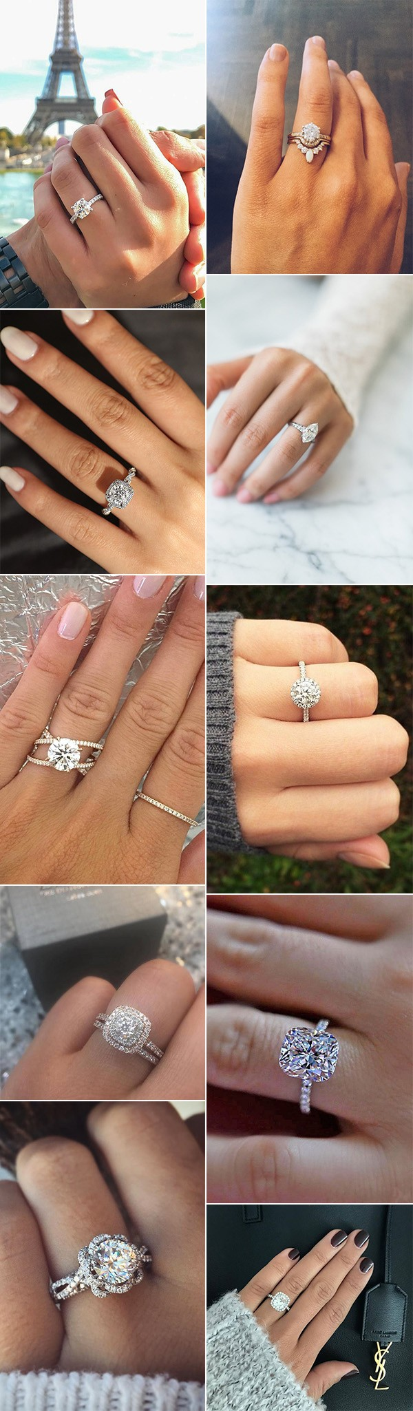 brilliant wedding engagement ring ideas