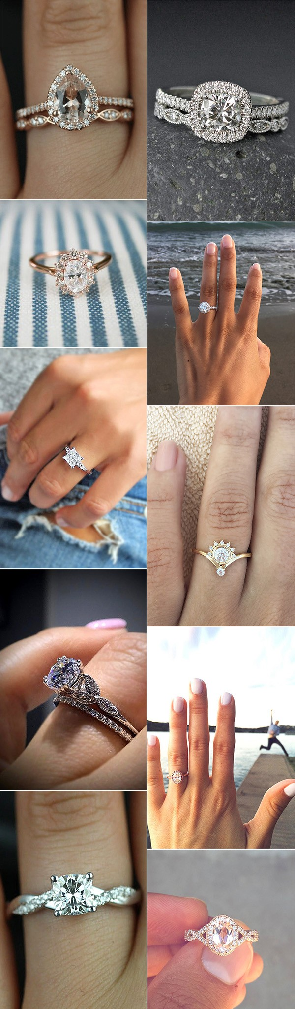 top wedding engagement ring ideas