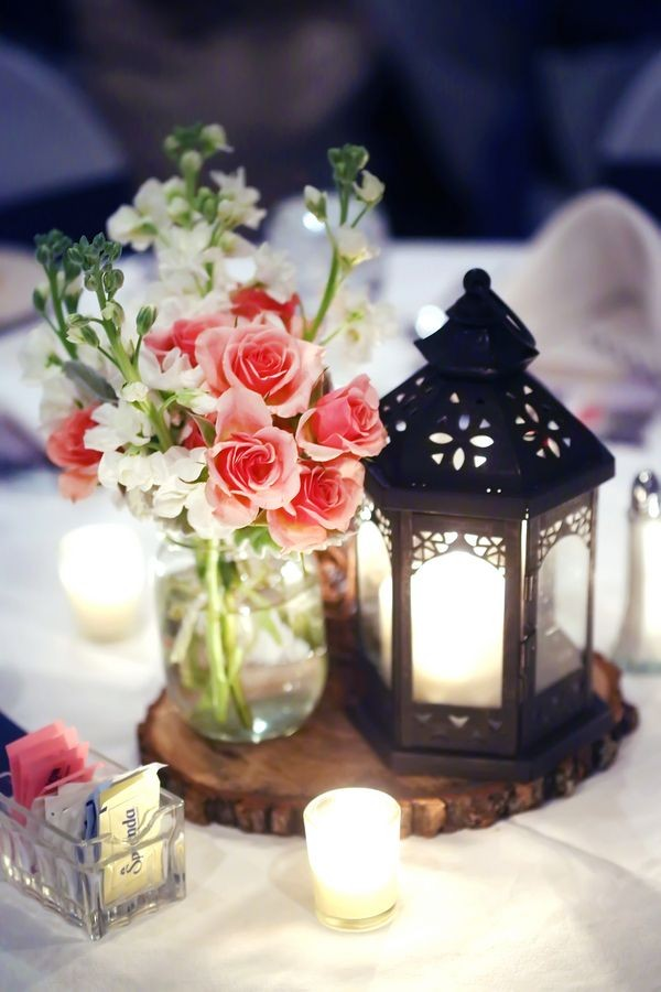 creative lantern wedding centerpiece ideas