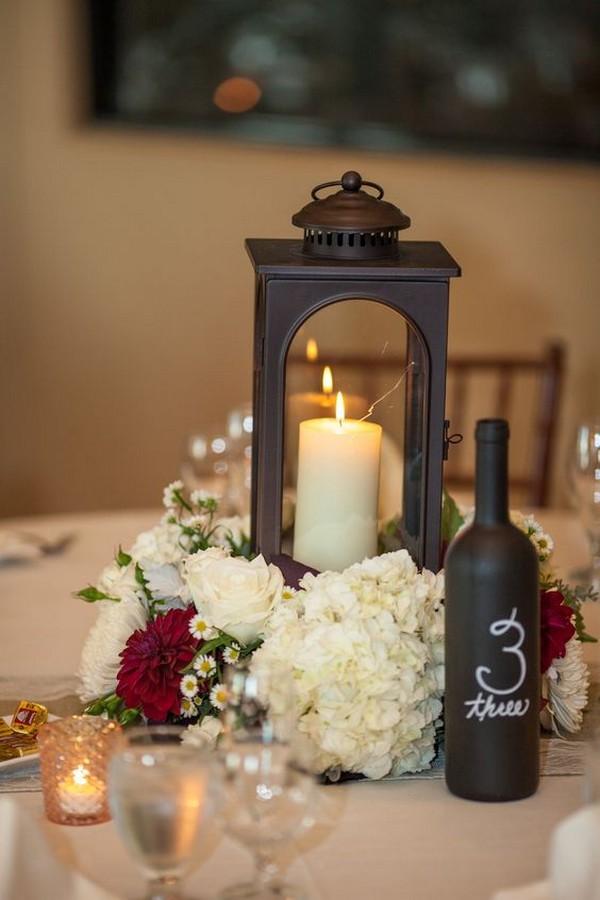 lantern wedding centerpiece ideas