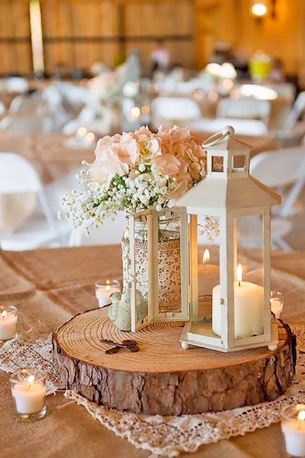 Lantern wedding centerpiece ideas to inspire your big