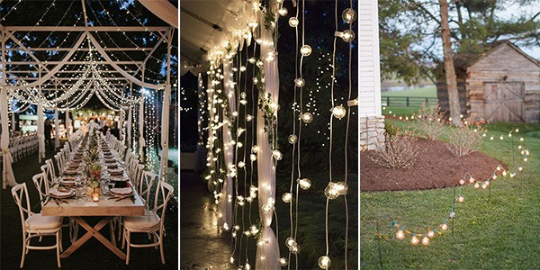 20 ways to light up your wedding day