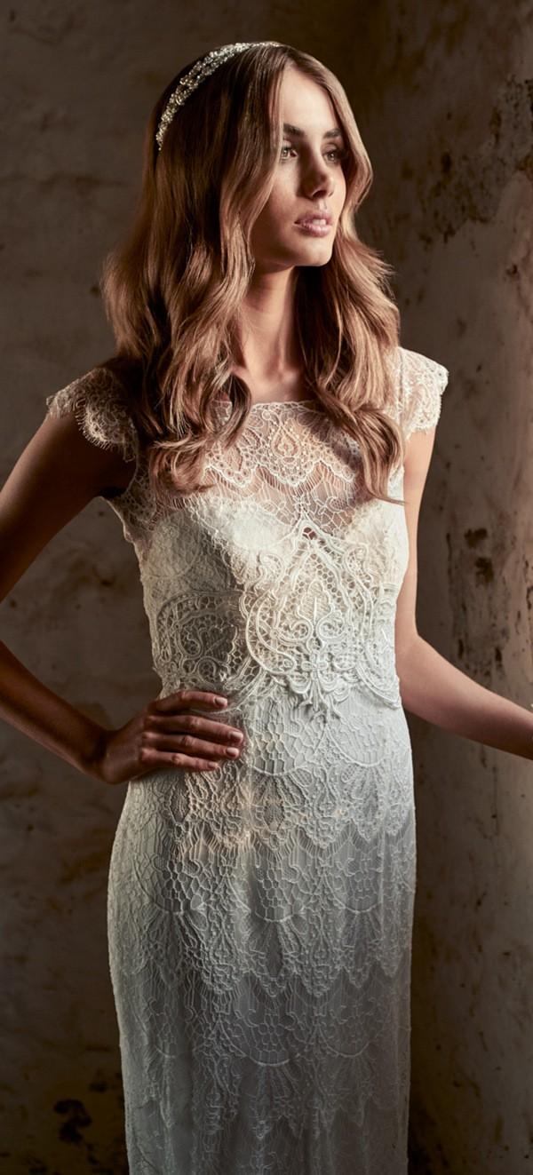 bella anna campbell timeless lace wedding dress 2018
