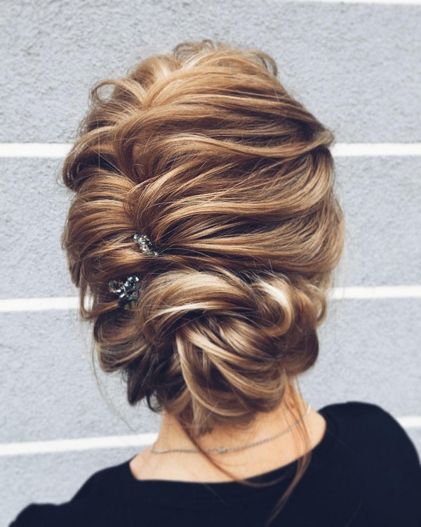 french updo wedding hairstyles