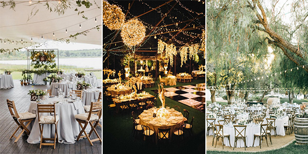 Outdoor Weddings Are Trendy For A Reason And It S High Time To Embrace The Wedding Decorations Especially Reception