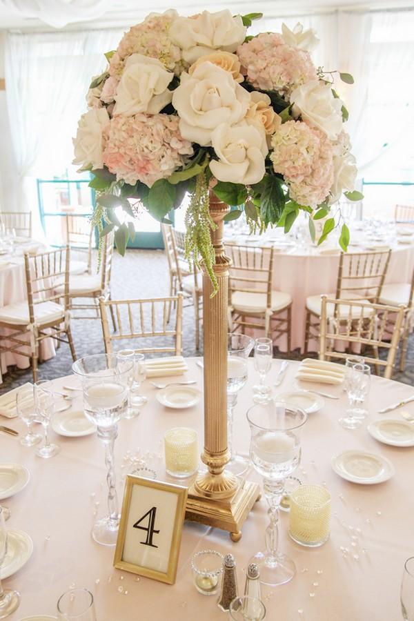18 stunning tall wedding centerpiece ideas