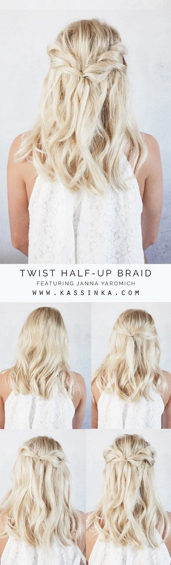 10 latest wedding hairstyles for medium length hair - page 2 of 2