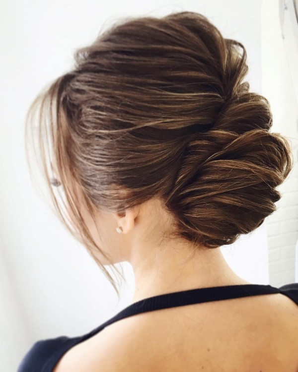 updo wedding hairstyles for 2018