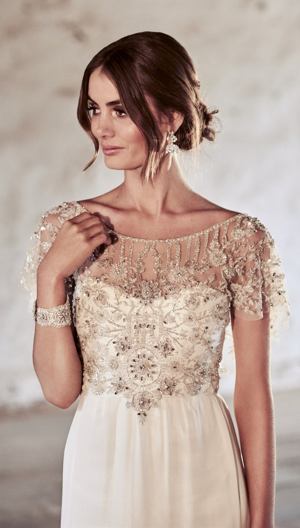 Anna Campbell Vintage Wedding Dresses 2018 Eternal Heart
