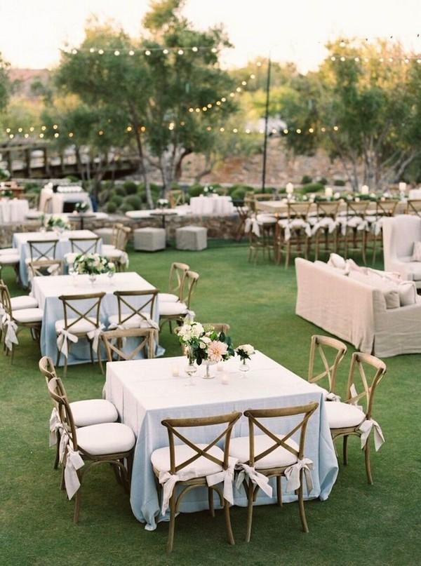 Charming Garden Wedding Reception Decoration Ideas Emmalovesweddings