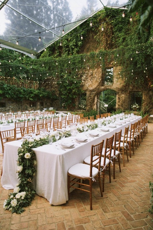 Chic rustic garden wedding reception ideas emmalovesweddings chic rustic garden wedding reception ideas workwithnaturefo