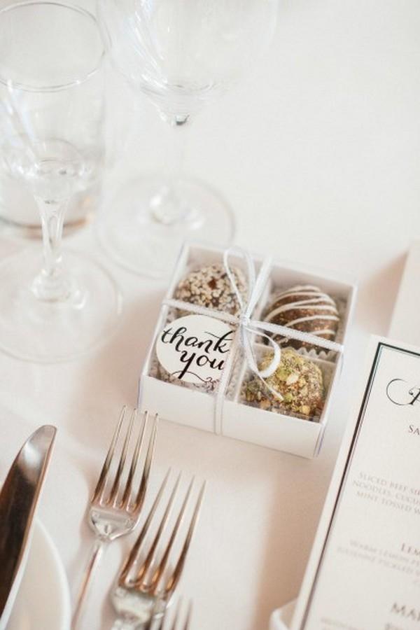 20 Unique Edible Wedding Favor Ideas Emmalovesweddings