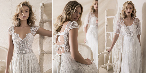 c9e73bee30c Lihi Hod Wedding Dresses 2018 Collection - EmmaLovesWeddings