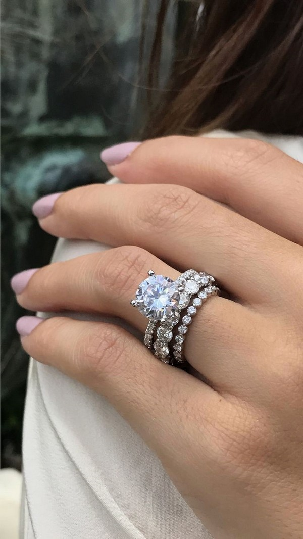 brilliant wedding rings for 2018