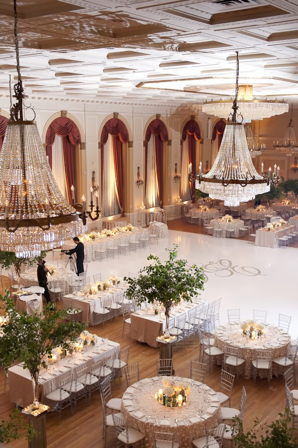 elegant wedding reception decoration ideas
