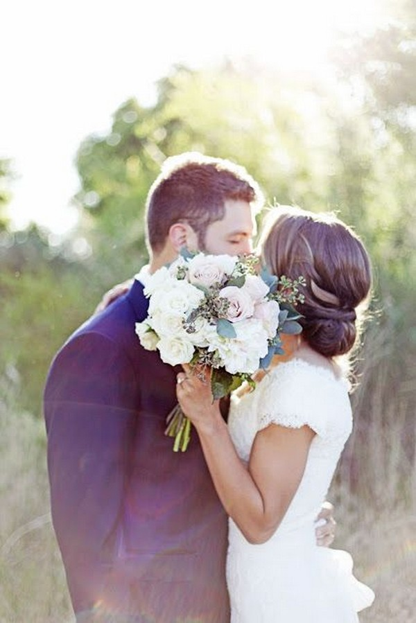 20 Romantic Bride And Groom Wedding Photo Ideas Page 2