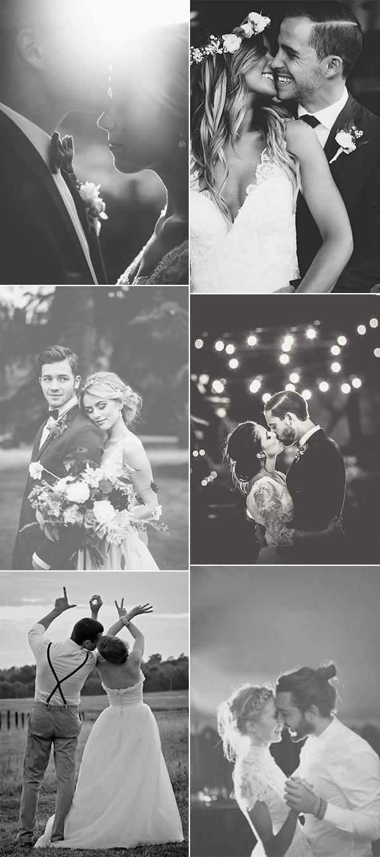 20 Romantic Bride And Groom Wedding Photo Ideas Page 2