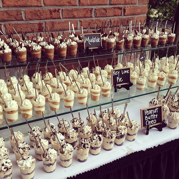 wedding cupcake dessert ideas