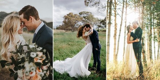 wedding photo ideas romantic