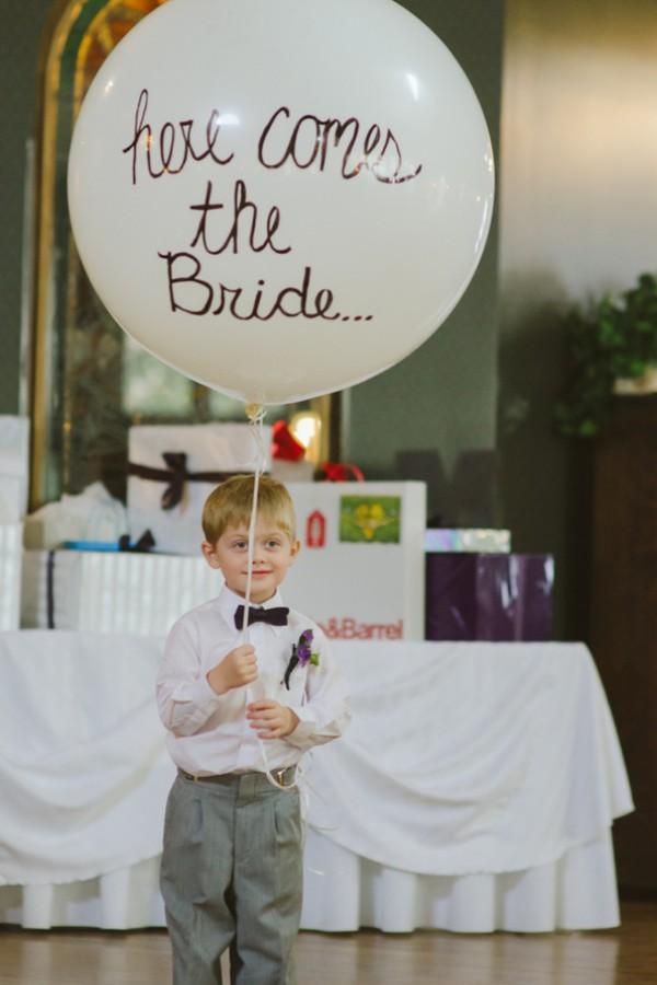 balloon wedding decoration ideas
