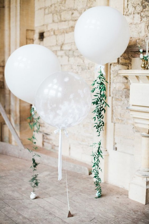 wedding balloons decorations 18 awesome wedding ideas to use balloons page 2 of 2 8414