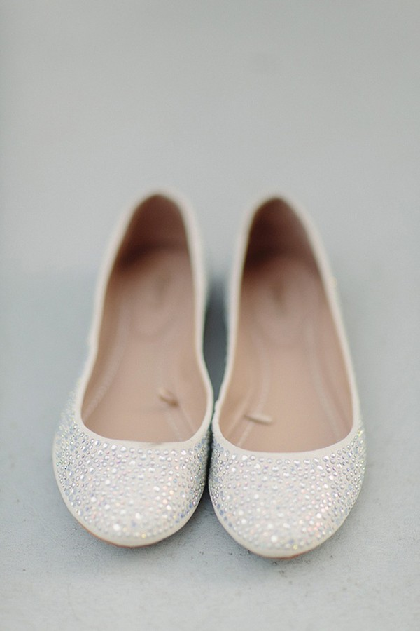 dance-floor approved flats for your wedding day