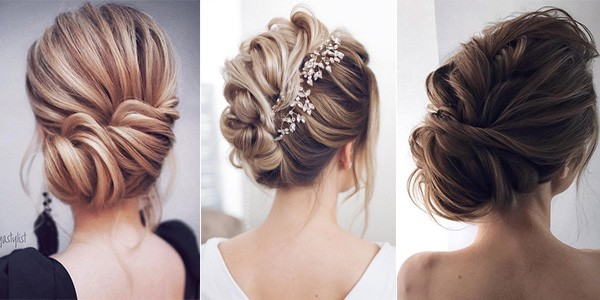 Trubridal wedding blog 12 so pretty updo wedding hairstyles from updo wedding hairstyles junglespirit Images