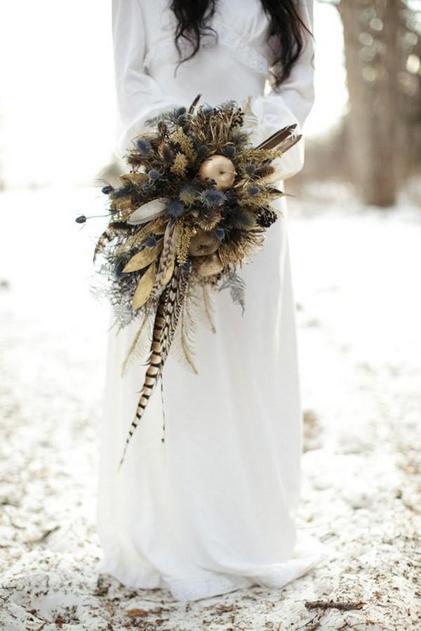 Unusual Wedding Bouquets Ideas Beloved Blog