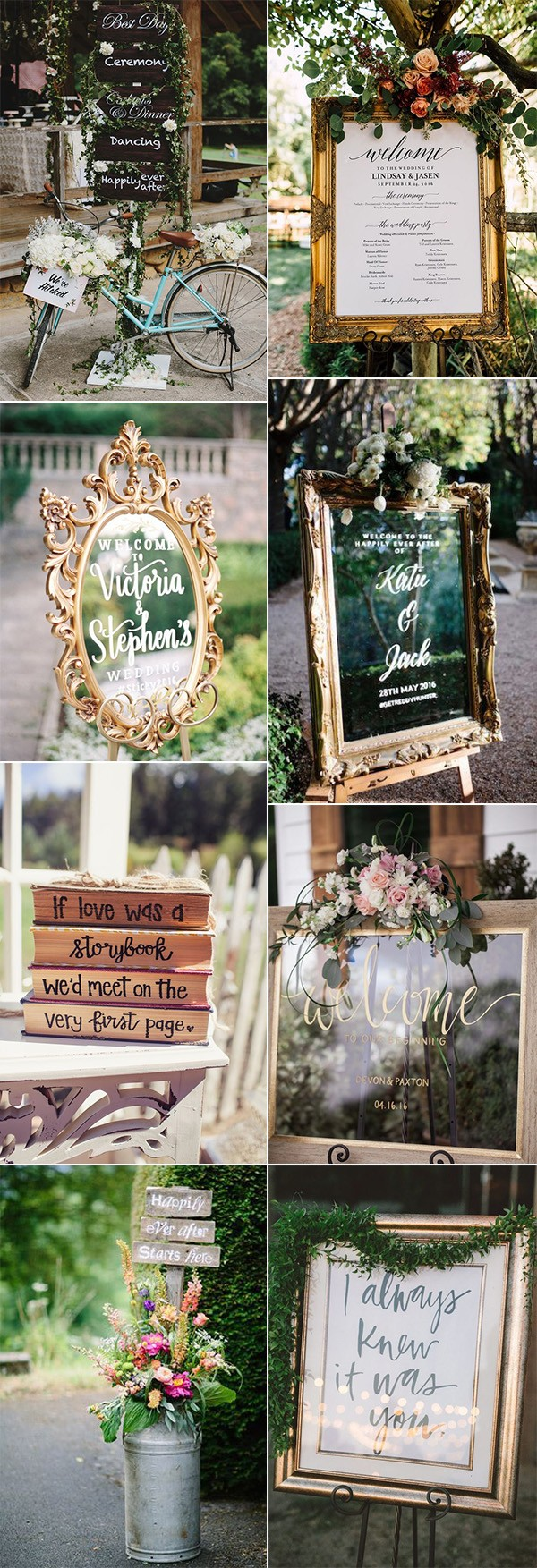 60 adorable vintage wedding ideas for 2018 trends for Vintage wedding decorations