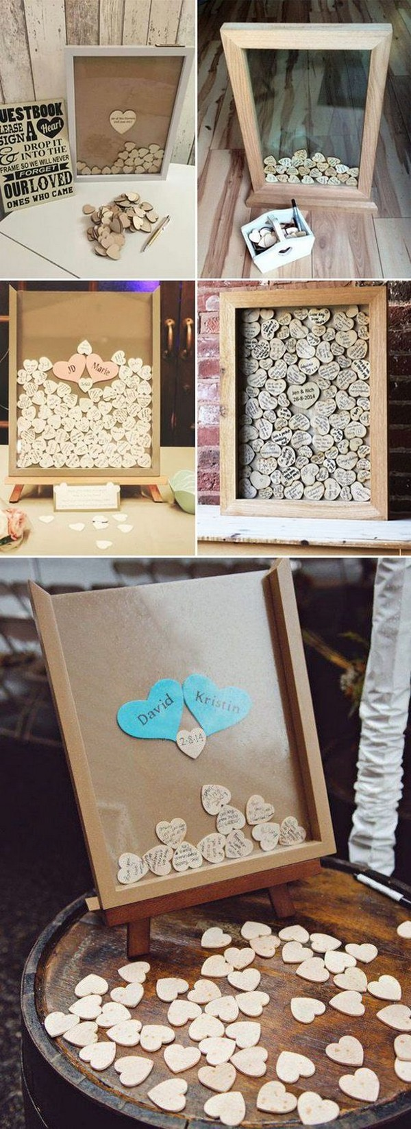 25 Creative Wedding Guest Book Ideas Emmalovesweddings