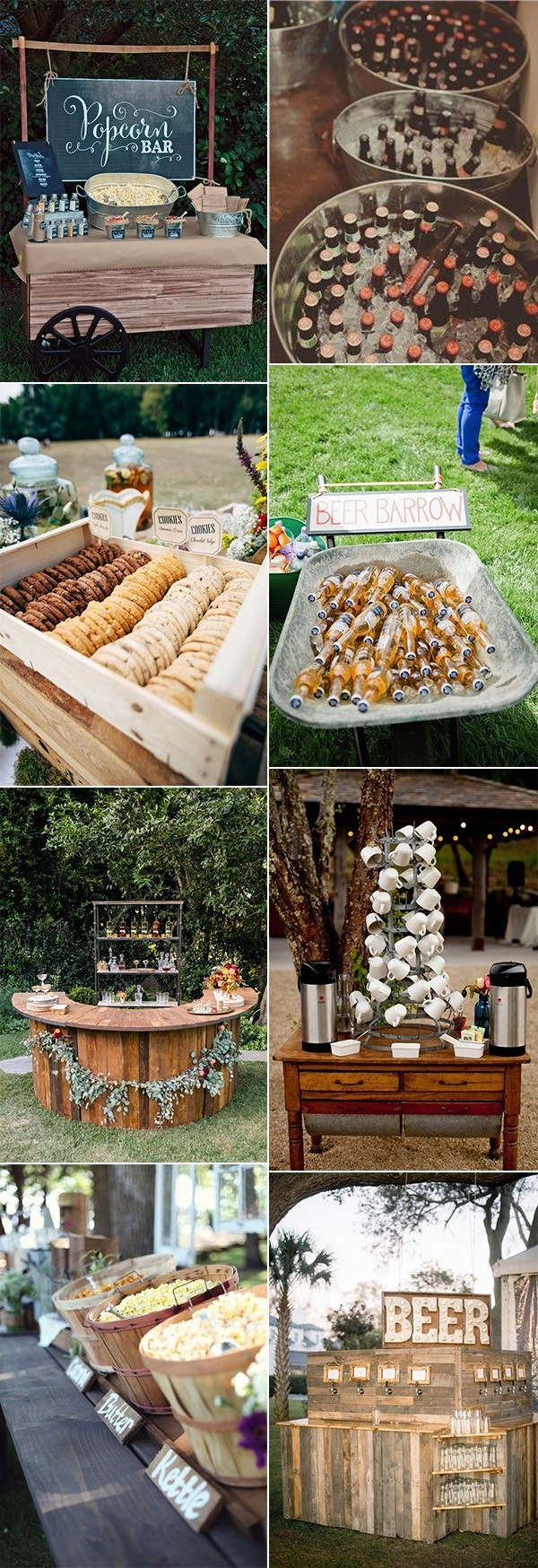 35 Brilliant Outdoor Wedding Decoration Ideas for 2018 Trends ...