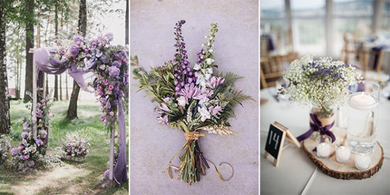 Lavender Wedding Decorations Archives Emmalovesweddings