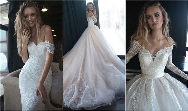 Olivia Bottega wedding dresses sunshine collection