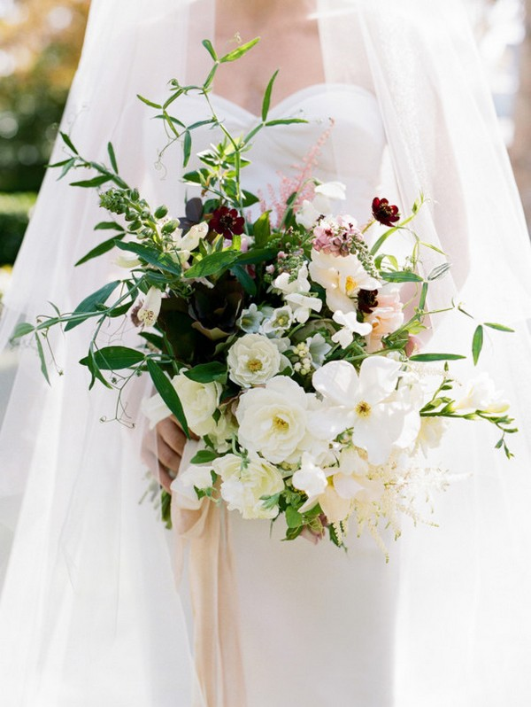 bridal wedding bouquet ideas