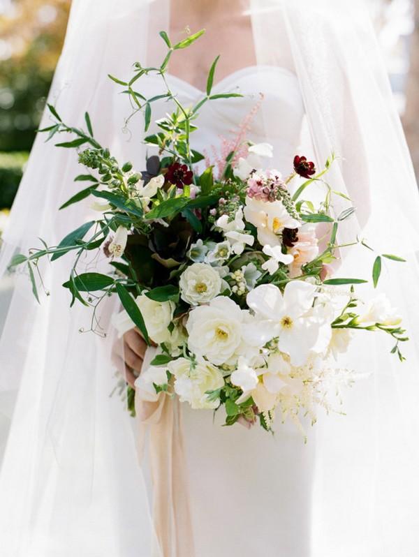 bridal wedding bouquet ideas