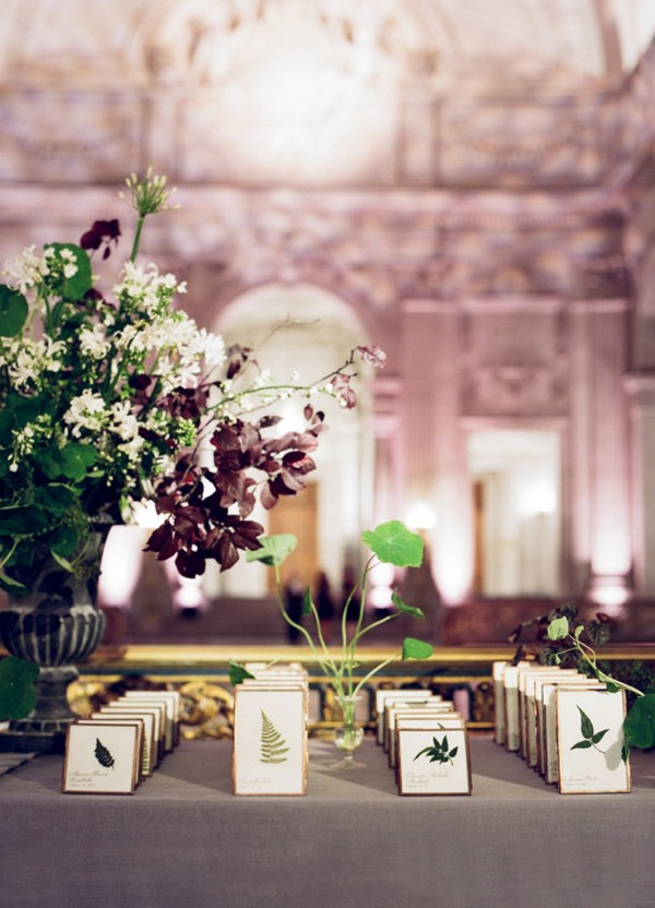 wedding table number decoration ideas