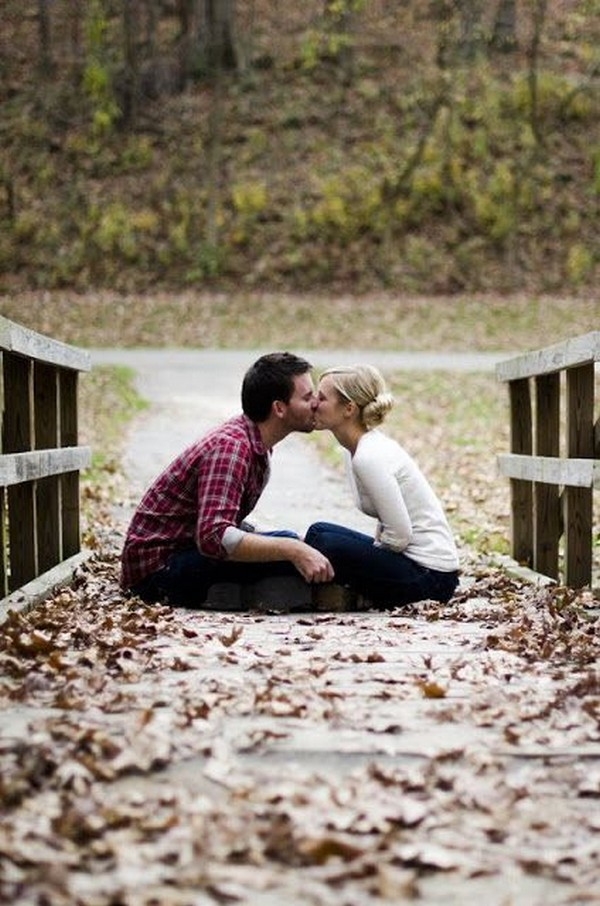 country side engagement photo ideas