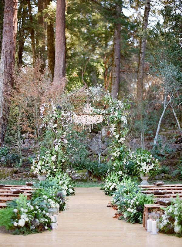 wedding ceremony wedding arch ideas