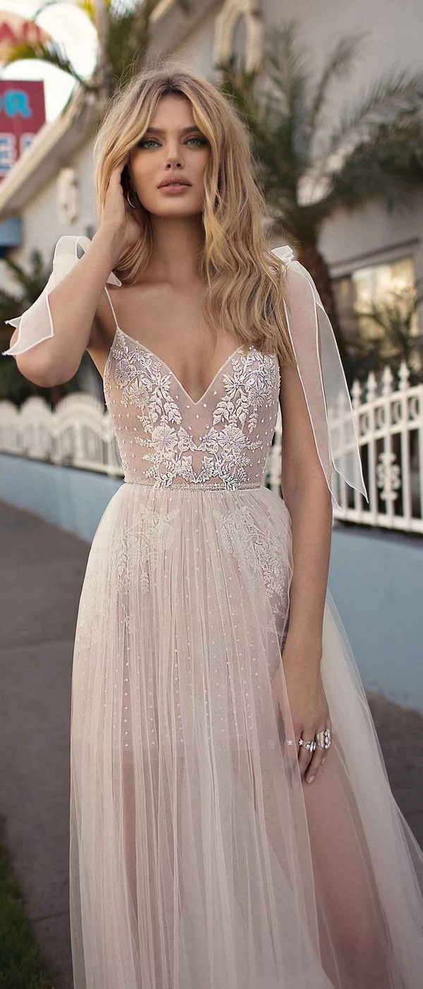 Berta by Muse Cassandra wedding dress 2019 collection