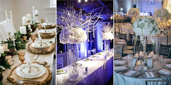 20 whimsical winter wonderland wedding centerpieces emmalovesweddings winter wedding centerpieces junglespirit Image collections