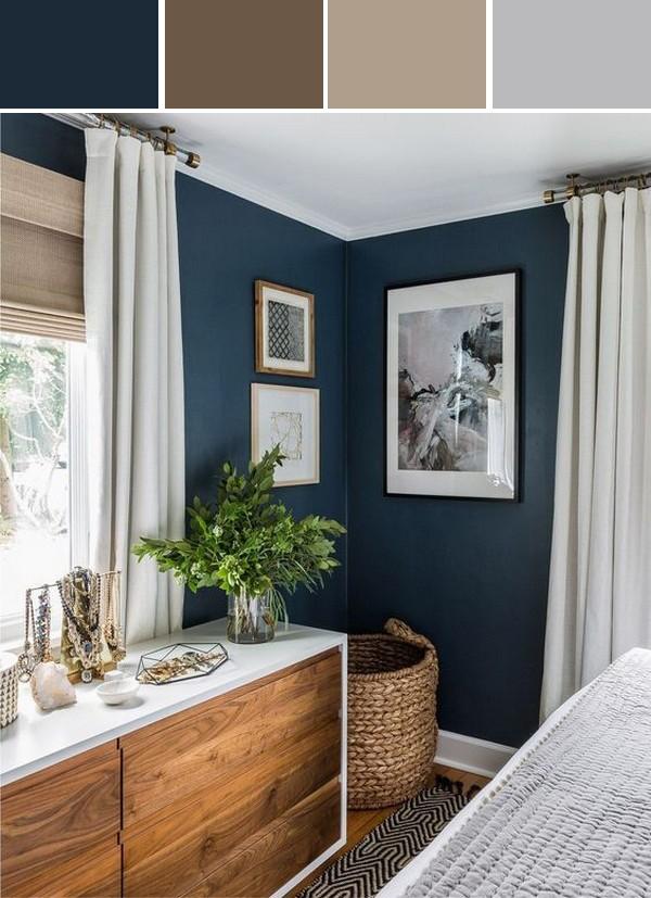 trending bedroom color ideas
