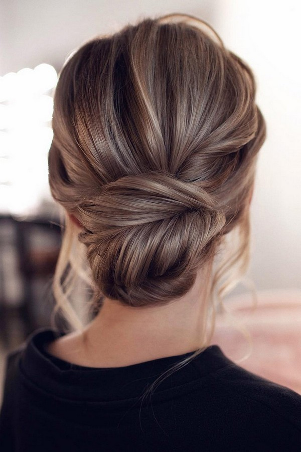 classic updo wedding hairstyles