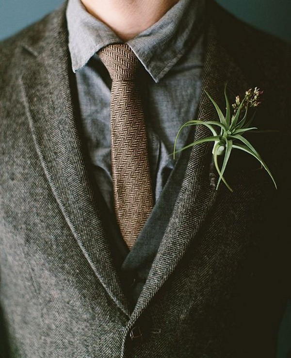 groom wedding suit for fall and winter