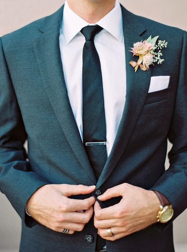 modern groom wedding suit ideas