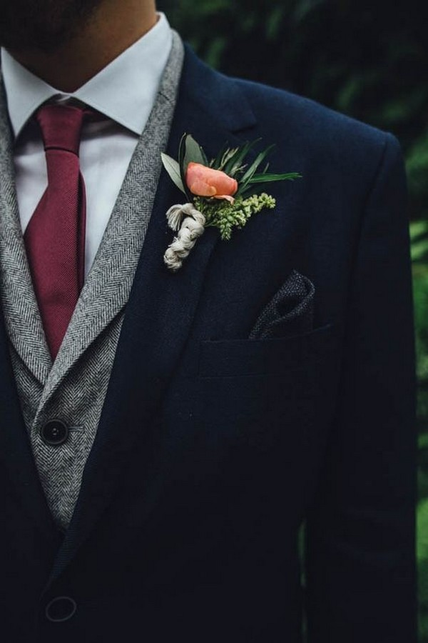 trending groom wedding suit ideas