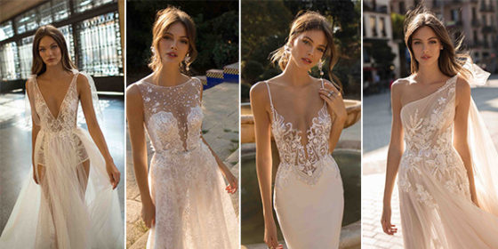 MUSE BY BERTA 2019 WEDDING DRESSES BARCELONA