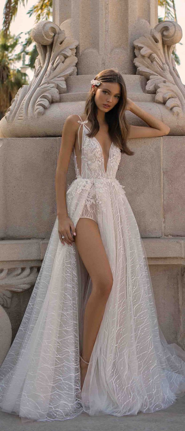 MUSE by Berta Daria Wedding Dress 2019 Barcelona Collection