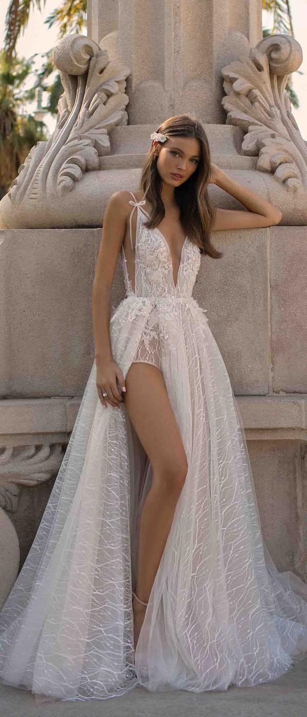 MUSE by Berta Daria Wedding Dress 2019 Barcelona Collection